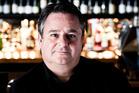 Restaurateur Chris Upton at his restaurant O'Connell Street Bistro. Photo / Babiche Martens