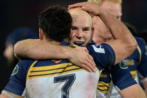 There will be no secrets about the way the Brumbies will play. Photo / Getty Images