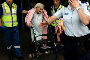Three residents of Quakers Hill Nursing Home died in the blaze and another eight died in hospital. Photo / AAP
