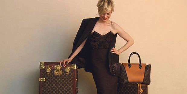 Michelle Williams for Louis Vuitton.