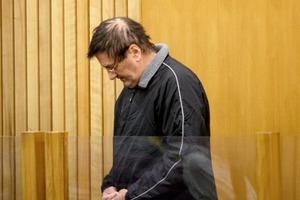 Alan Rubick in the Whanganui District Court. Photo / Wanganui Chronicle