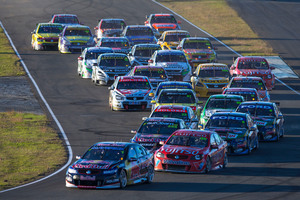 V8 Supercars' Super Sprint showed some young talent is taking over. Picture / EDGE