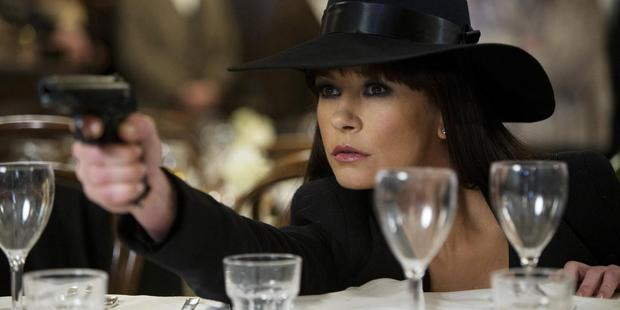 Catherine Zeta Jones in 'Red 2'.
