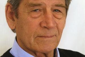 Actor Ken Blackburn.
