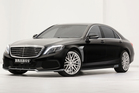 German company Brabus has customised a Mercedes-Benz S-Class, called the W222 S-Class.