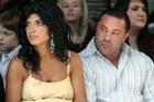 Teresa Giudice, left, and her husband Joe Giudice. File photo / AP