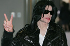 Pop star Michael Jackson at Narita international airport, near Tokyo in 2007. Photo / AP