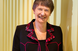 Helen Clark will be among those speaking at the TEDxAuckland forum. Photo / NZ Herald