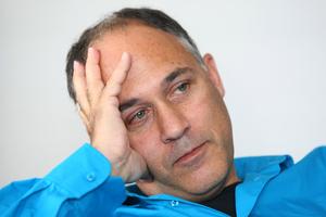 Author and investigative journalist Ian Wishart. Photo / Chris Gorman