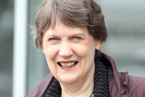 Helen Clark, former Prime Minister of New Zealand will return to give a lecture at Auckland University next month. Photo / File