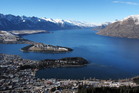 Queenstown is one of the areas with homes so costly it could be subject to Government intervention. Photo / APN