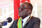 Zimbabwean President Robert Mugabe. Photo / AP