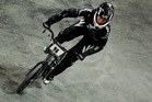 Further misfortune for Kiwi BMX rider Sarah Walker ahead of qualifying at the World Championships at Vector Arena. Photo / Getty Images.
