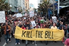 New Zealanders want open discussion on the issues around the GCSB legislation. Photo / Doug Sherring