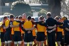 The Brumbies will be tough opponents for the Chiefs. Photo / Christine Cornege