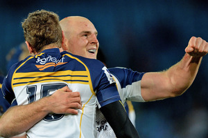 No team travelling to or from South Africa to play a Super Rugby final has gone on to win the title. Photo / Getty Images