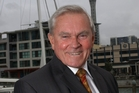 Sir Ron Carter was knighted for his services to engineering in 1998.