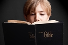Critics say the Bible has no part in secular schools. Photo / Getty Images