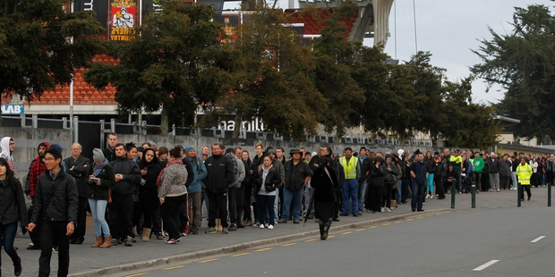 Thousands of fans queued last year and many will be back wanting to see the Chiefs in another final.