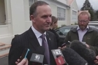 "Prime Minister John Key said in an interview today that in the ""real world"" the power to spy on civilians was necessary. Mr Key said most New Zealanders would accept there were small numbers of people with links to al-Qaeda living in this country."