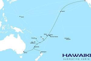 Hawaiki Cable wants to land its submarine internet cable near Portland, Oregon.