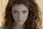 Lorde aka Ella Yelich-O'Connor.