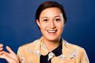 U Live host Rose Matafeo.