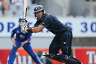 Ross Taylor in action for the Black Caps. Photo /Getty Images