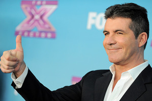 Simon Cowell. Photo / AP