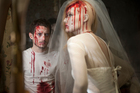 Elijah Wood in the gruesome horror film 'Maniac'.