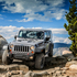The limited edition Jeep Wranger Rubicon, on the famous trail. Photo / Supplied