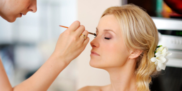 The right makeup is an important part of your big day. Photo / Thinkstock