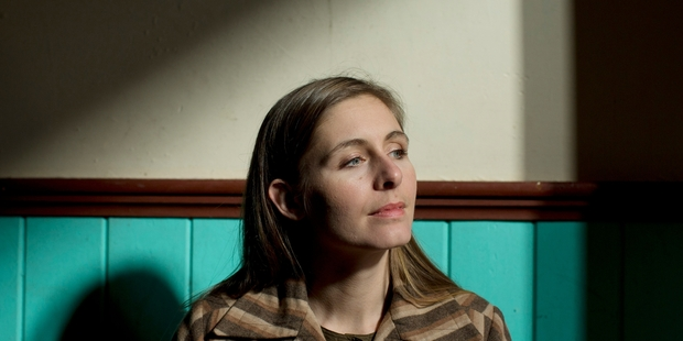 Eleanor Catton says she's not an easily intimidated person but the thought of  meeting the Man Booker judging panel scares her. Photo / David White