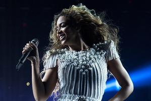 Beyonce plays 18 dates on the Australasian leg of her Mrs Carter tour. Photo / AP