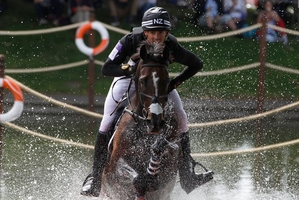 Jock Paget says equestrian is a fantastic spectator sport but the riders generally struggle to make a decent living out of it.