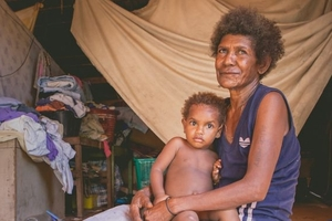 Solomon Islanders are getting help with health and education initiatives, water and sanitation programmes and disaster risk reduction. Photo / Rachel Skeates