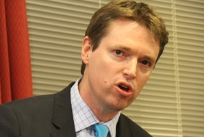 Conservative Party leader Colin Craig.