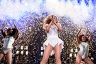 Parrot Analytics says its software is designed to help musicians like Beyonce connect with fans and consumers and to track content online.Picture / AP