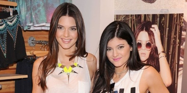 Kendall Jenner and Kylie Jenner.Photo / Getty