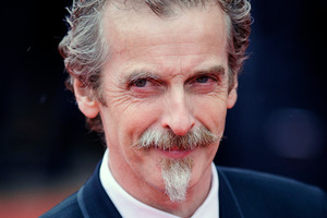 Peter Capaldi is the new Doctor Who. Photo / AP