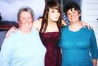 From left, Diane Sullivan, Rowen Sullivan and Doreen Shields.