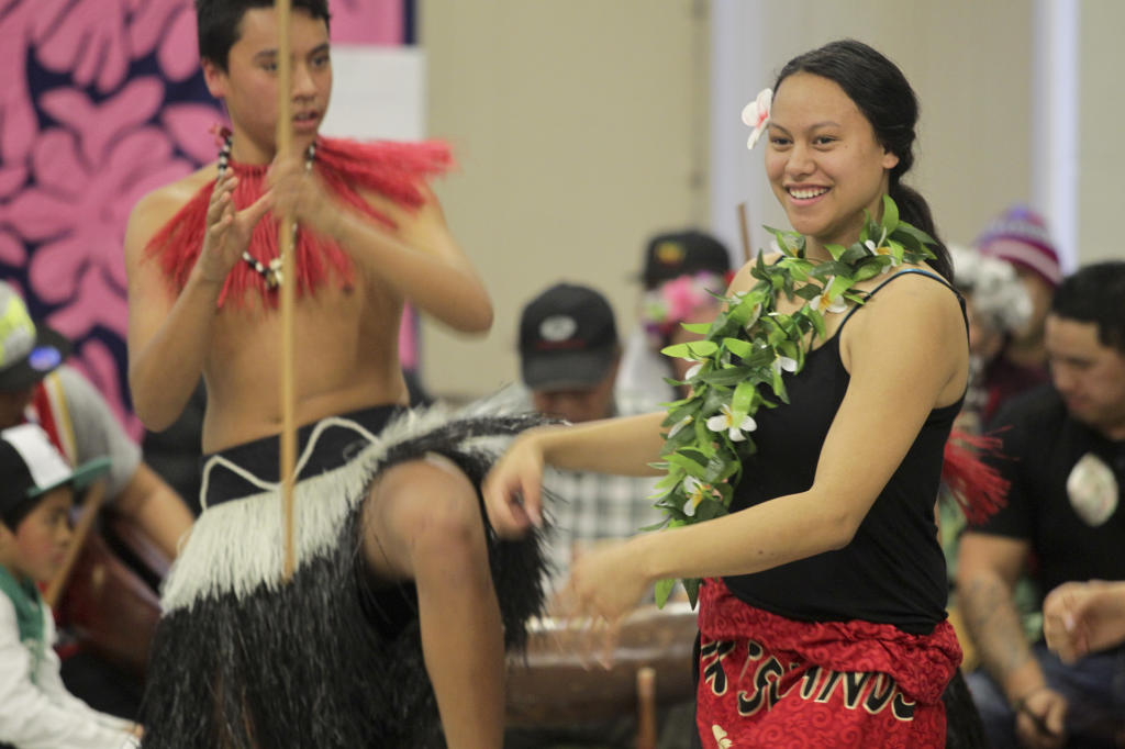 Brother and sister Adam and Raewyn Ioane.