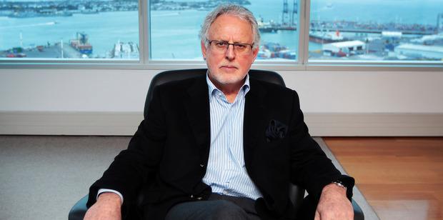 Willy Akel, New Zealand's leading media lawyer. Photo / Doug Sherring
