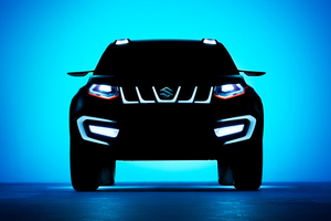The iV-4 a concept model heralding a compact SUV from Suzuki - will take place at the 65th IAA Frankfurt Motor Show in September.