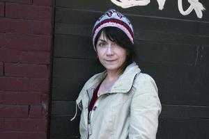 British crime writer Denise Mina.