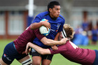No school boy needs to leave South Auckland to play 1A rugby, with teams such as Tangaroa in the competition. Photo / Getty Images