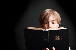 The  Bible  has to be read rationally as I have suggested and in the totality of its teaching, says Tallon. Photo / Getty Images