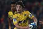 Beauden Barrett has opted to stay with the Hurricanes.  Photo / Getty Images