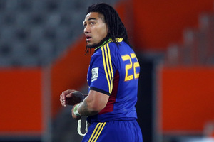 Ma'a Nonu has played for three Super Rugby teams in three years. Photo / Getty Images