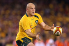 Stephen Moore has been Australia's best hooker in recent years. Photo / Getty Images